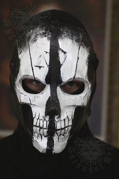 Ghost by Psychopat6666.deviantart.com on @DeviantArt