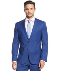 Blue Suit Style, Fashion Suits, Mens Fashion, Shirt And Tie Combinations, Suit Jacket, Jackets, Shirts, Moda Masculina, Down Jackets