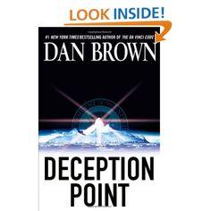 Amazon.com: Deception Point (9780743497466): Dan Brown: Books