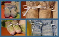 emilia y sus labores de punto: como hacer patucos para bebés