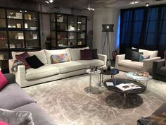 """Inspired by the concept of subtle glamour, STEPEVI """"Gloss"""" encapsulates understated luxury, with tranquil patterns and earth tones emulating the natural world."""
