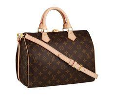 f90243a774e2 Louis Vuitton bags and Louis Vuitton handbags Louis Vuitton Speedy 25 With  Shoulder Strap 254