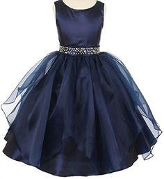 Little Girls Ruffle Dazzling Stone Waist Flowers Girls Dresses Navy Size 4 Dreamer P http://www.amazon.com/dp/B017OE6XD2/ref=cm_sw_r_pi_dp_J9uOwb0ZMNA4S