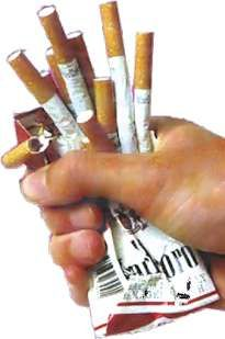 How to stop smoking cigarettes with no willpower is as easy as turning on the TV. Smoking hypnosis will allow you to quit with no willpower.