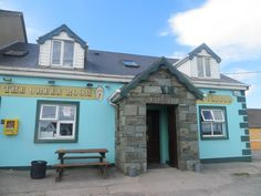 The Green Room - the family pub in Castlegregory on the Dingle Peninsula