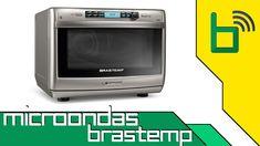 BRASIL: BRASTEMP GOURMAND MICROONDAS E FORNO ELÉTRICO 【HD】