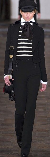 Ralph Lauren Fall 2013 Ready-to-Wear ♥✤ | Keep the Glamour | BeStayBeautiful
