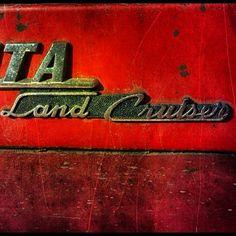 Vintage Toyota FJ Land Cruiser