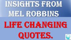 Insights from Mel Robbins– Life Changing Quotes Knowing what you need to do to improve your life takes wisdom. Pushing yourself to do it takes courage. Weekly Inspirational Quotes, Mel Robbins, Start Where You Are, Life Changing Quotes, Mind Power, Change Quotes, Improve Yourself, Insight, Things To Come