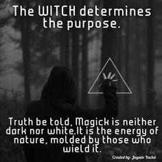 witchy spirit