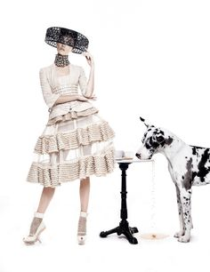 Karlie Kloss | Neiman Marcus Spring 2013