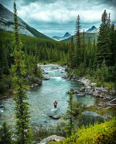 fly fishing tips and techniques for beginners Fishing Girls, Going Fishing, Best Fishing, Trout Fishing, Fly Fishing, Fishing Places, Tuna Fishing, Fishing Hole, Fishing Stuff