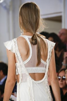 Details from the Balenciaga Spring-Summer 2016 Fashion Show from Artistic Director of Women's Collections Alexander Wang - Watch the show now on Balenciaga.com