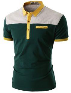 Camisa Polo, Cute Work Outfits, Le Polo, Mens Fashion, Fashion Outfits, Polo T Shirts, Shirt Designs, Men Casual, Menswear