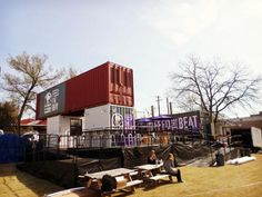 Taco Bell unveils its first shipping container store at SXSW