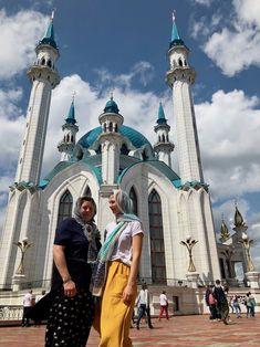 Guide til Kazan, Russlands tatariske hovedstad - Rundtekvator