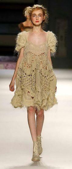 Knitting Haute Couture: Kenzo Takada! - Fair Masters - handmade, handmade  www.fashion.net