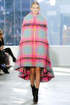 Delpozo Fall 2014 Ready-to-Wear Fashion Show