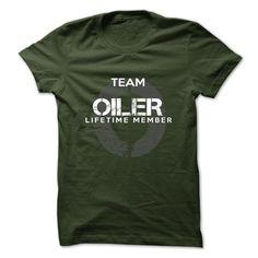 OILER T-Shirts, Hoodies. GET IT ==► https://www.sunfrog.com/Camping/OILER-109345851-Guys.html?id=41382