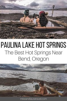 Paulina Lake Hot Springs - One of the best things to do in Bend, Oregon is visit all the hot springs in the area. Central Oregon has some of the best hot springs in the USA. Check out Paulina Lake Hot Springs near Bend, Oregon. Oregon Vacation, Oregon Road Trip, Bend, Central Oregon, Oregon Travel, Vacation Spots, Travel Usa, Oregon Washington, Scouts