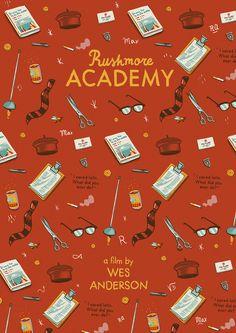 Wes Anderson series, Andres Lozano
