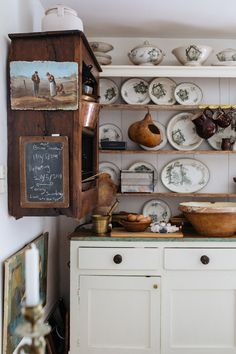 Awesome modern french country decor are offered on our internet site. Take a look and you wont be sorry you did. Modern French Country, French Country Kitchens, French Country Cottage, Country Farmhouse Decor, Rustic Kitchens, French Farmhouse, French Style, Diy Kitchens, Country Homes