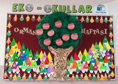 Orman Haftası eko-okul
