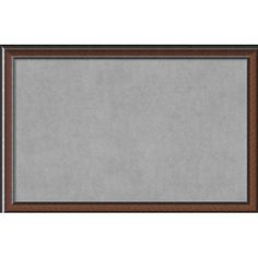 Darby Home Co Framed Magnetic Memo Board Size: