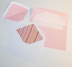 DIY: Envelope Liners | HGTV Canada