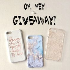 iPhone 7 Case Giveaway from Stickelberry