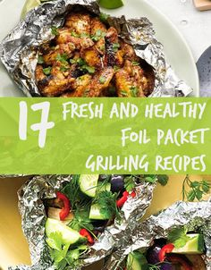 Thanks to Buzzfeed for including my Tilapia Packets with Pesto, Tomato, and Green Onion in this round-up of 17 Fresh And Healthy Recipes You Can Make In A Foil Packet! #FoilGrilling