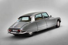 1968 Citroen DS23 Pallas