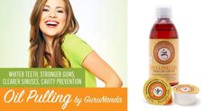 Check It Out!  Oil Pulling.. Buy some here