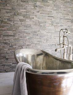 Grey Split-face tile | Roane Maxi Split-face http://www.mandarinstone.com/product/_/333/roane-quartzite-maxi-splitface-tile/
