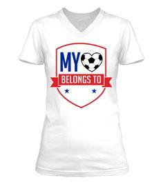 My Heart Belongs To (Soccer #1)