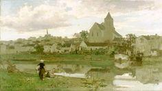 The Town - Jacob Maris
