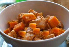 Healing Cuisine: Sweet Potato Chicken Casserole