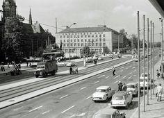 Chemnitzer Hof, ca 1980