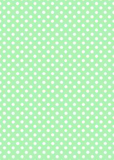 Morandi Sisters Microworld: Printable Wallpapers - Polka Dots - Carte da parati Stampabili Printable Scrapbook Paper, Baby Scrapbook, Printable Paper, Digital Paper Free, Image Digital, Decoupage Paper, Pattern Paper, Pattern Wallpaper, Wallpaper Backgrounds