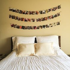 DIY room decor by Jessica McNeely: http://instagram.com/Sasspantsjes   For more DIY room ideas, take a look at our blog: http://diyprintstudio.tumblr.com/  Find our prints here: http://printstud.io/