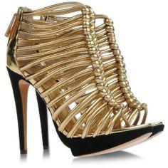 #POLLINI Sandals ($895) ❤ liked on Polyvore