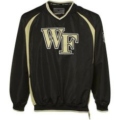 Cheapest NCAA Wake Forest Demon Deacons Black Hardball Pullover Jacket (Small) Promo Offer - http://buynowbestdeal.com/47793/cheapest-ncaa-wake-forest-demon-deacons-black-hardball-pullover-jacket-small-promo-offer/?utm_source=PN&utm_medium=pinterest&utm_campaign=SNAP%2Bfrom%2BCollege+Memorabilia%2C+NCAA+Sports+Memorabilia - College Apparel, College Gear, College Shop, Colosseum, Jackets, NCAA, NCAA Fan Shop, Ncaa Sports Souvenirs, NCAA Jackets