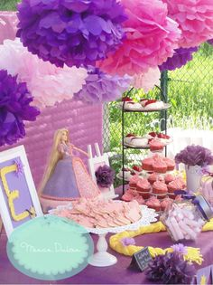 rapunzel, tangled Birthday Party Ideas | Photo 1 of 9 | Catch My Party