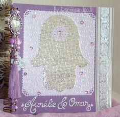livre dor oriental violet argent - Livre D Or Mariage Oriental