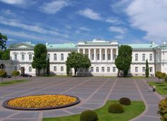 Lithuania... Presidential Palace