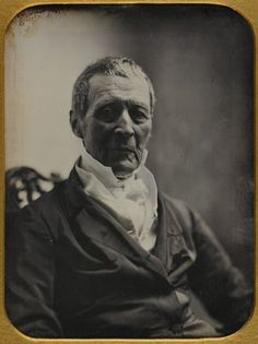ca. 1854, [daguerreotype portrait of James Jackson, first physician to Massachusetts General Hospital, 1817-1837], Attributed to Southworth & Hawes
