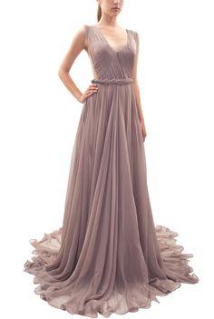 maria lucia hohan lavender sidonie maxi gown