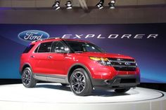 2015 Ford Explorer Price and Release Date