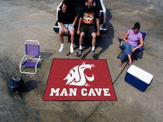 Washington State University Man Cave Tailgater