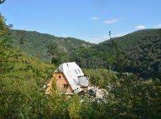 "Cabana ""La Motica"" Romania, Outdoor Gear, Tent, House Styles, Home Decor, Cabin, Store, Decoration Home, Room Decor"